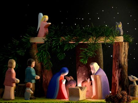 Ostheimer Nativity