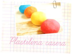 Tutorial cómo hacer plastilina