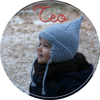 Baby Pixie Hat Pattern Debajo Un Botn