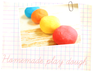 Playdough Tutorial