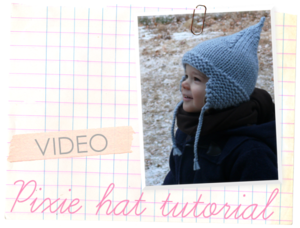 Hat Video Tutorial