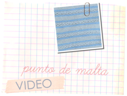Video tutorial punto malta